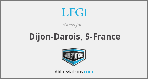 What does LFGI stand for?