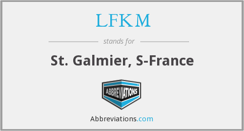 What does LFKM stand for?