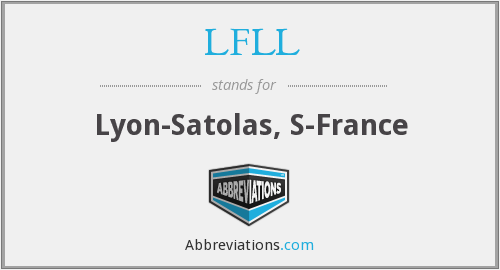 What does LFLL stand for?