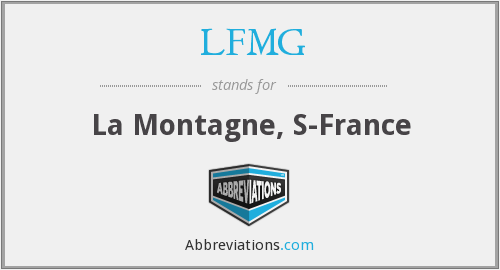 What does LFMG stand for?