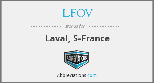 What does LFOV stand for?