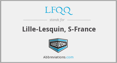 What does LFQQ stand for?