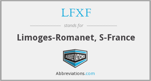 What does LFXF stand for?