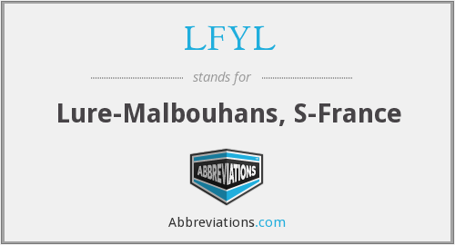 What does LFYL stand for?