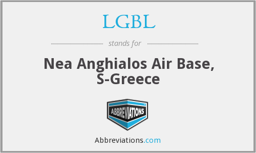 What does LGBL stand for?