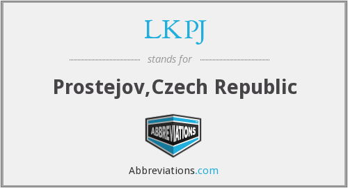 What does LKPJ stand for?
