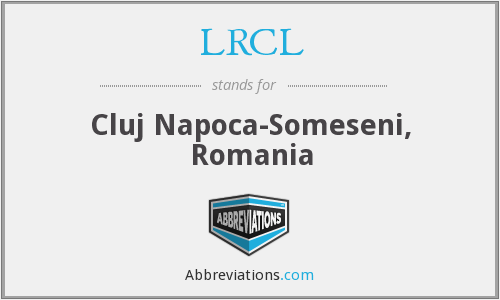 What does LRCL stand for?