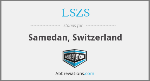 What does LSZS stand for?