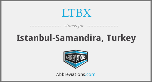 What does LTBX stand for?