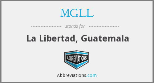 What does MGLL stand for?