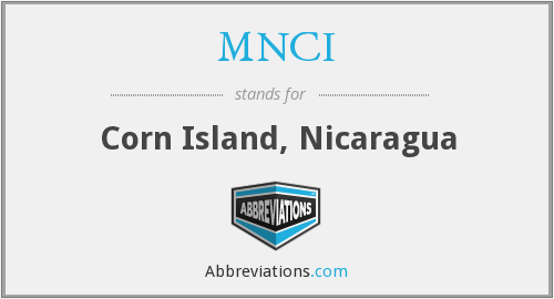 What does MNCI stand for?