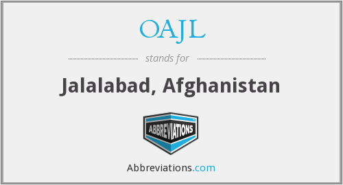 What does OAJL stand for?