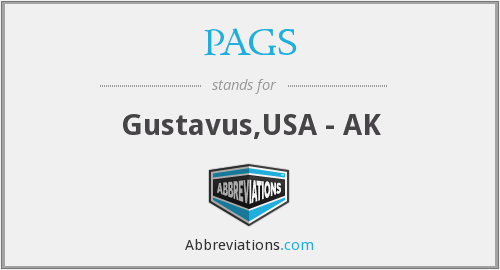 What does PAGS stand for?