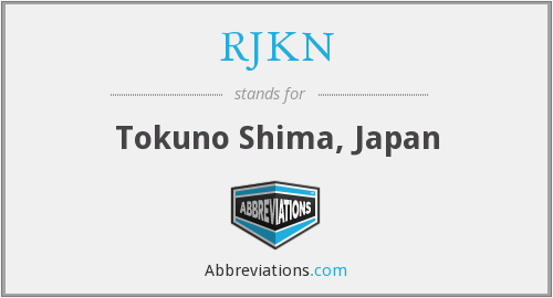 What does RJKN stand for?