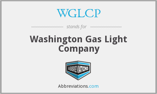 What does WGLCP stand for?