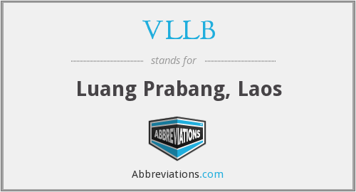 What does VLLB stand for?