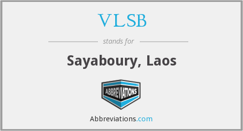 What does VLSB stand for?