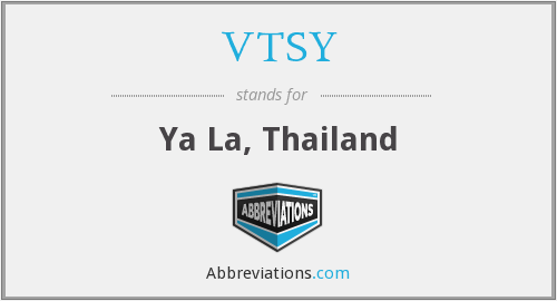 What does VTSY stand for?