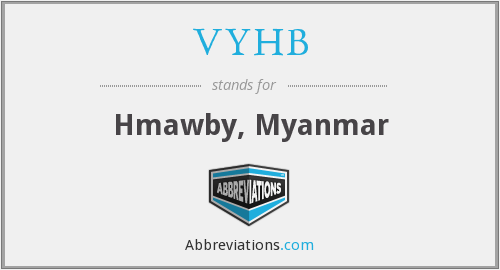 What does VYHB stand for?