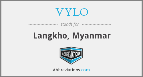 What does VYLO stand for?