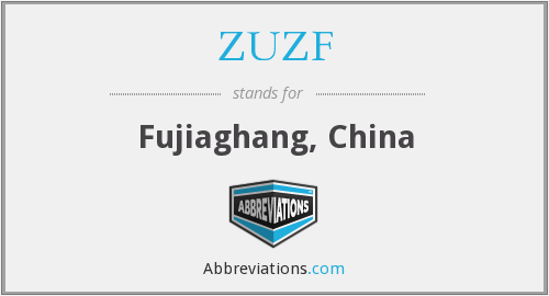 What does ZUZF stand for?