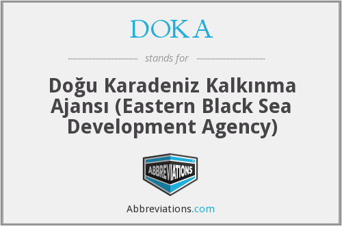 What does DOKA stand for?