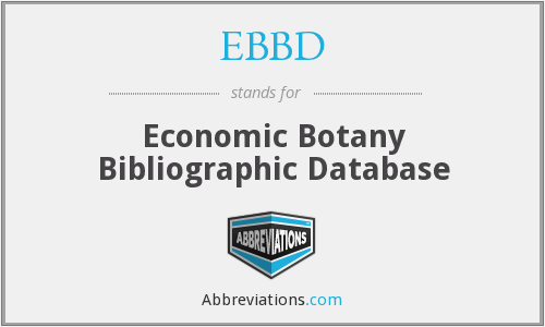 What does EBBD stand for?