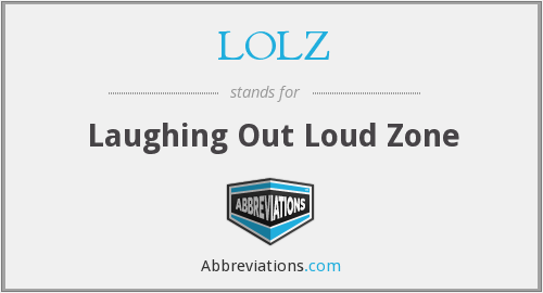 What does LOLZ stand for?