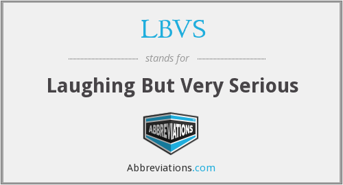 What does LBVS stand for?