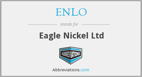 What does ENLO stand for?