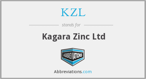 What does KZL stand for?