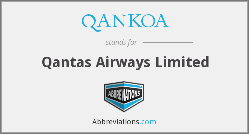 What does QANKOA stand for?