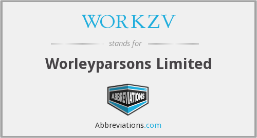 What does WORKZV stand for?