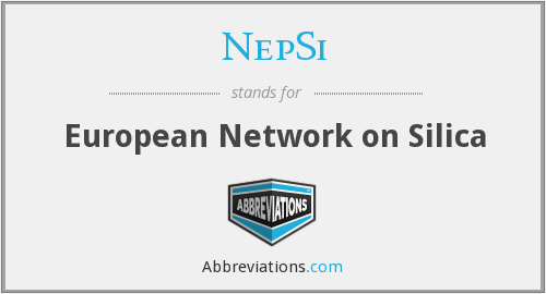 What does NEPSI stand for?