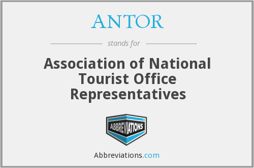 What does ANTOR stand for?
