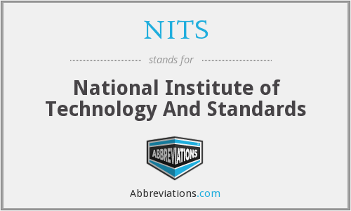 What does NITS stand for?