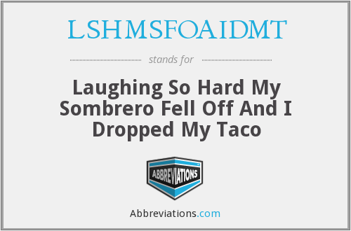 What does LSHMSFOAIDMT stand for?