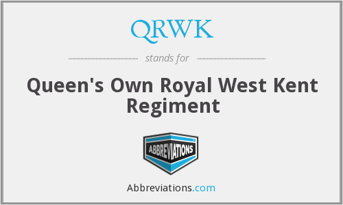 What does QRWK stand for?