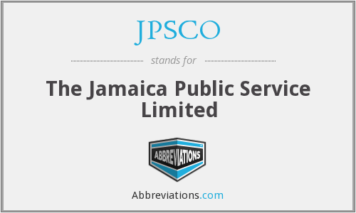 What does JPSCO stand for?