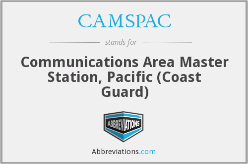 What does CAMSPAC stand for?