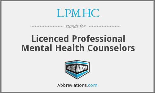 What does LPMHC stand for?