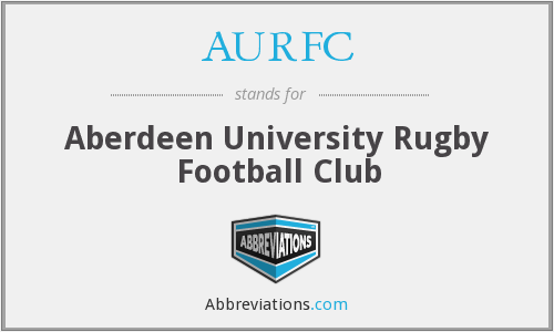 What does AURFC stand for?