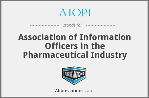 What does AIOPI stand for?