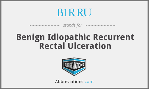 What does BIRRU stand for?