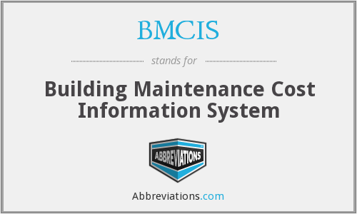 What does BMCIS stand for?