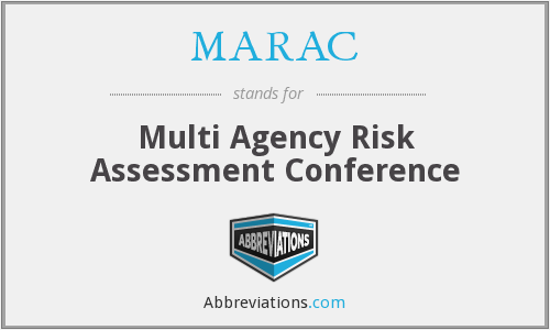 What does MARAC stand for?