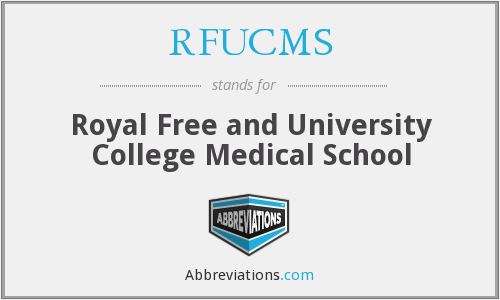 What does RFUCMS stand for?