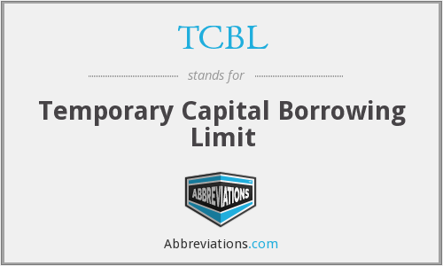 What does TCBL stand for?