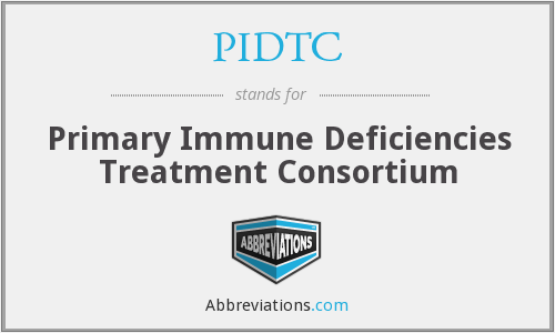What does PIDTC stand for?