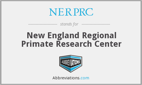 What does NERPRC stand for?